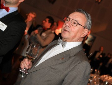 Entrevue avec Wolfgang Blass dans enRoute